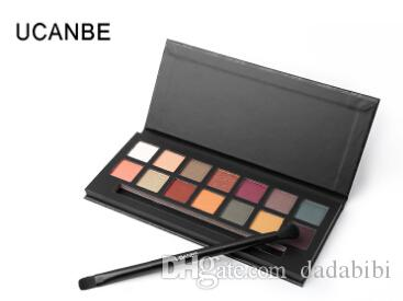 NEW ARRIVAL UCANBE BRAND HIGH QUALITY MAKEUP SETS LIP LINER LIPSTICK EYE SHADOW SET FREE SHIPPING