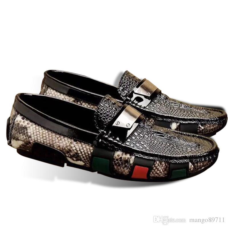 Tamaño 38 44 Moda de cuero real Zapatos de vestir para hombres Punta estrecha Bullock Oxfords Zapatos para hombres, Zapatos de cordones de diseño para hombres