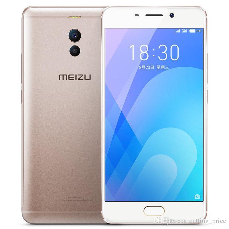 الأصلي MEIZU M ملاحظة 6 3GB RAM 16GB / 32GB ROM 4G LTE الهاتف المحمول أنف العجل 625 الثماني النواة 5.5 16.0MP بصمة معرف الهاتف الخليوي الذكية جديد