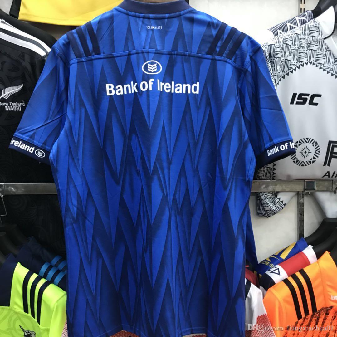 LEINSTER HOME JERSEY 2018 Leinster camisetas de rugby 2019 Irlanda liga  Leinster ausente camisetas de rugby ... 14c6f459df1a4