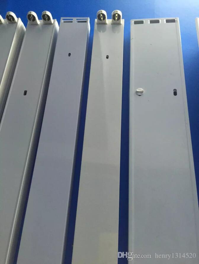 tubo del LED T8 di alta qualità libera di trasporto lampada del tubo doppio appuntamento fisso per T8 LED Base 60PCS / LOT