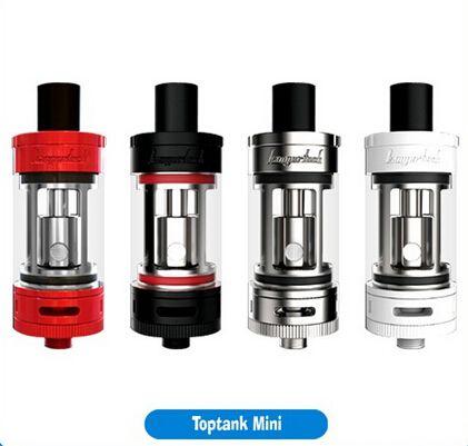 10pcs e cigarette Toptank Mini kit d'atomiseur pour clope électronique