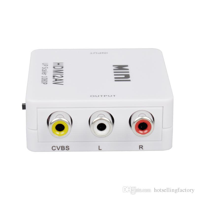 Hdmi Kabel Abgewinkelt Mini Composite 1080 P Hdmi Zu Rca Audio Video ...