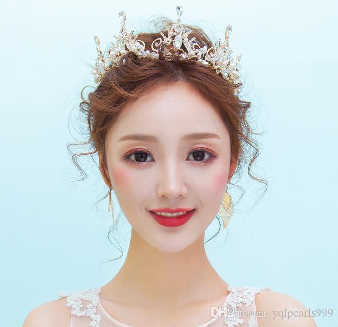 Korona ślubna strojna, SEN Fairy Beauty Akcesoria, Super Bajki Akcesoria Ślubne