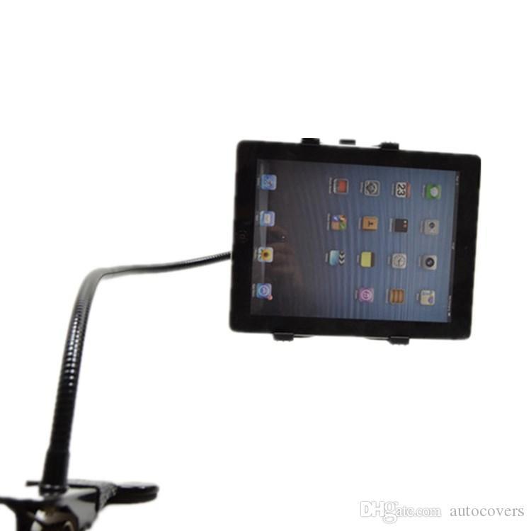 Pad Mount Lange Arm Mobiltelefon Auto Halter 360 Grad Rotation Mobiltelefon Tablethalter