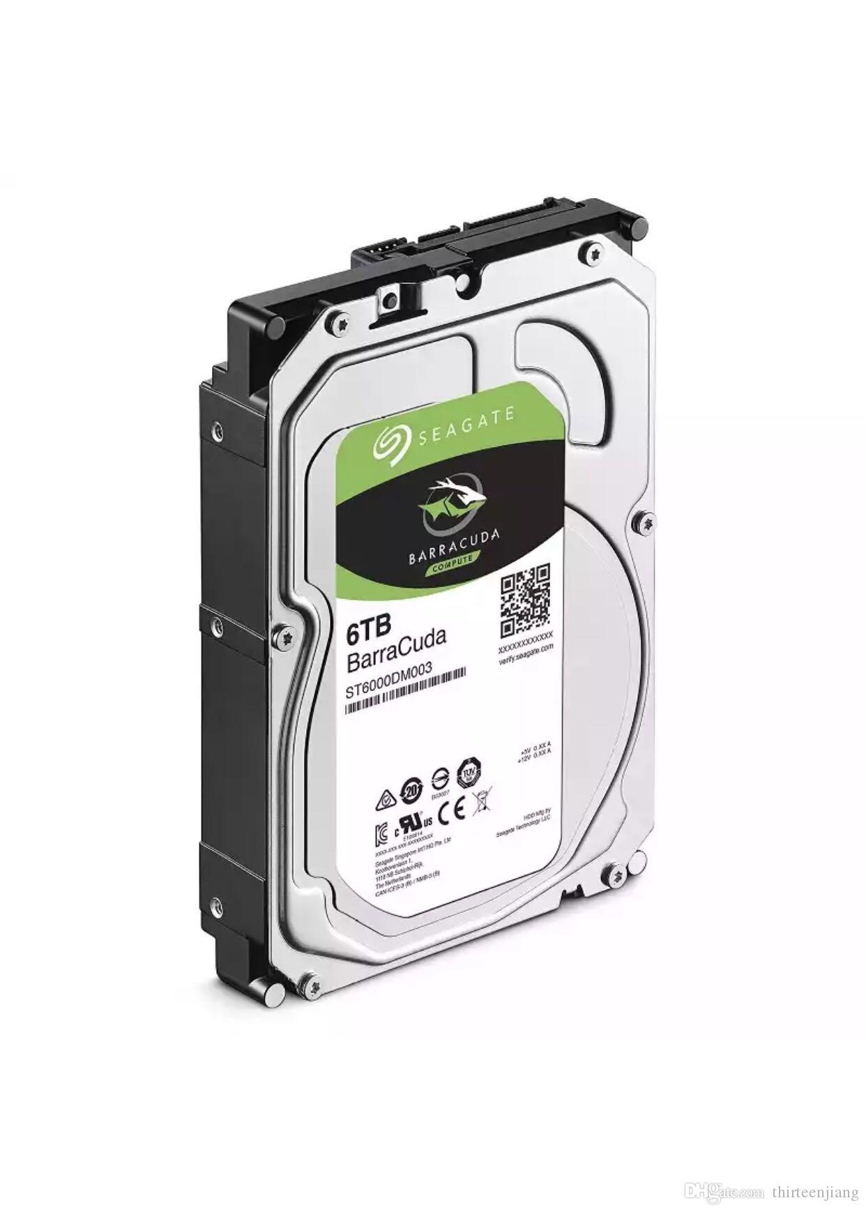 Seagate interne Festplatte 3,5 Zoll 6 TB ST6000DM003 PC-Benutzer BarraCud Japan.