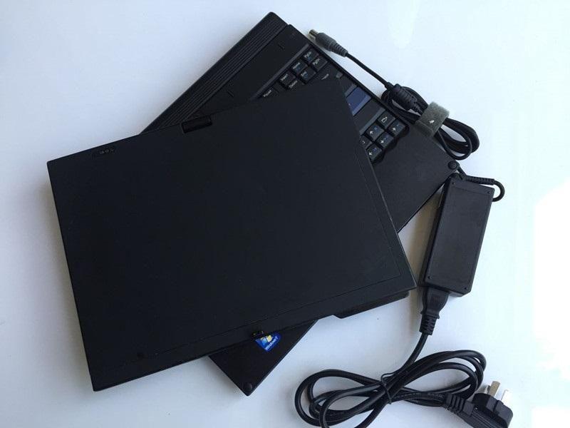 Авторемонтный инструмент Программное обеспечение Руководство пользователя ALLDATA 10.53 и 2in1 HDD 1TB Установлен ноутбук для Lenovo ThinkPad x200