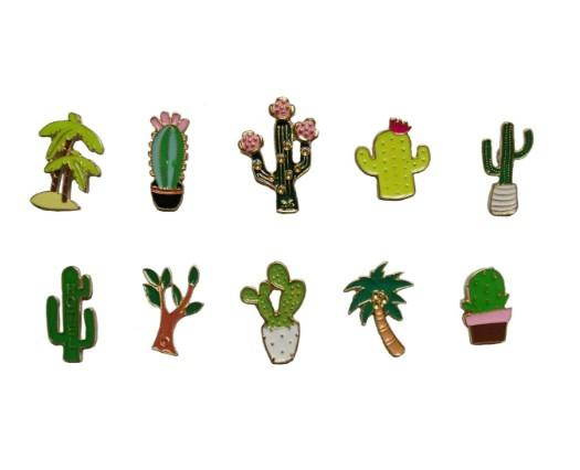 2021 Plants Brooch Pins Coconut Trees, Catus , Enamel Pins For Girls Kids  Great Gifts Enamel Pin Brooches From Janet521, $0.58 | DHgate.Com