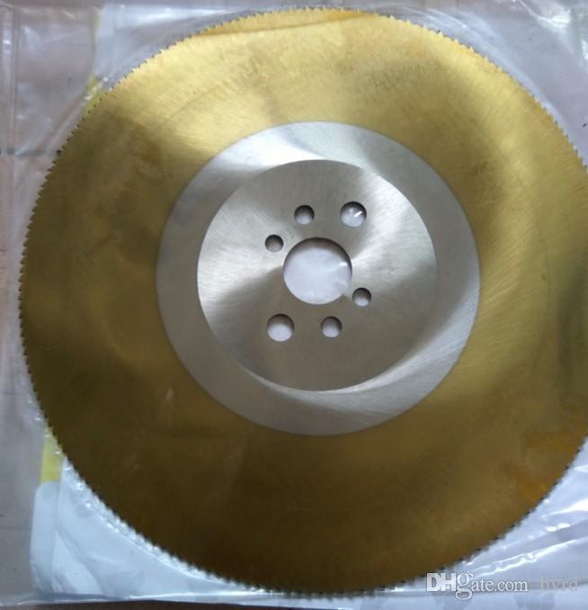 Apol 14 pulgadas hoja de sierra circular 375 * 2,0 * 32 mm * 375 2,5 * 32 mm HSS-DM05 hojas de sierra de acero de herramientas de corte de alta velocidad de tubería de hierro tubo de cobre corte