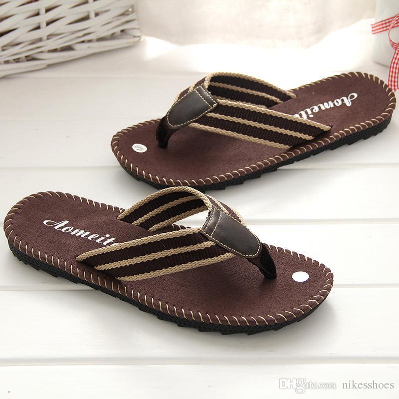 EiGo Slippers Japanese Yen Nonslip Flipflop Shower Shoes for Man Woman