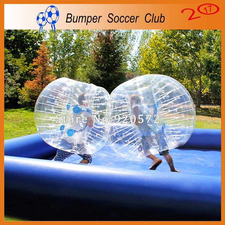 Free Shipping Dia 1.2m Inflatable Bubble Soccer Football Ball for Children Loopy Zorb Ball Human Hamster Ball Bumper Football For Kids