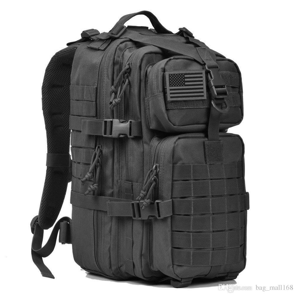 Mochila Táctica Militar Mochila Pequeña De Asalto Army Molle Bag Mochilas