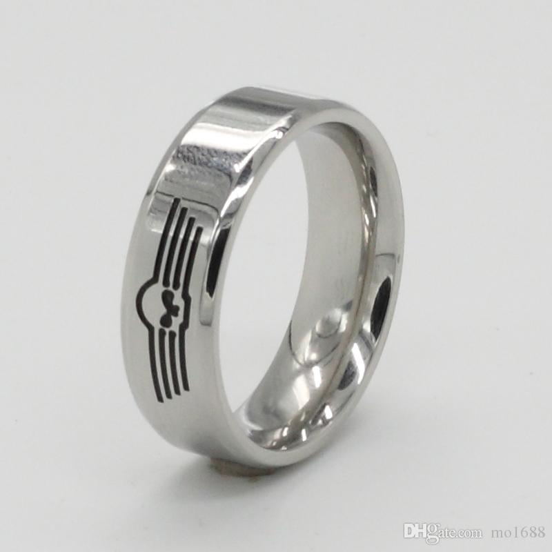 Homens por atacado, mulheres, anéis da motocicleta Davidson maré personalidade retro anéis de esqueleto dedos