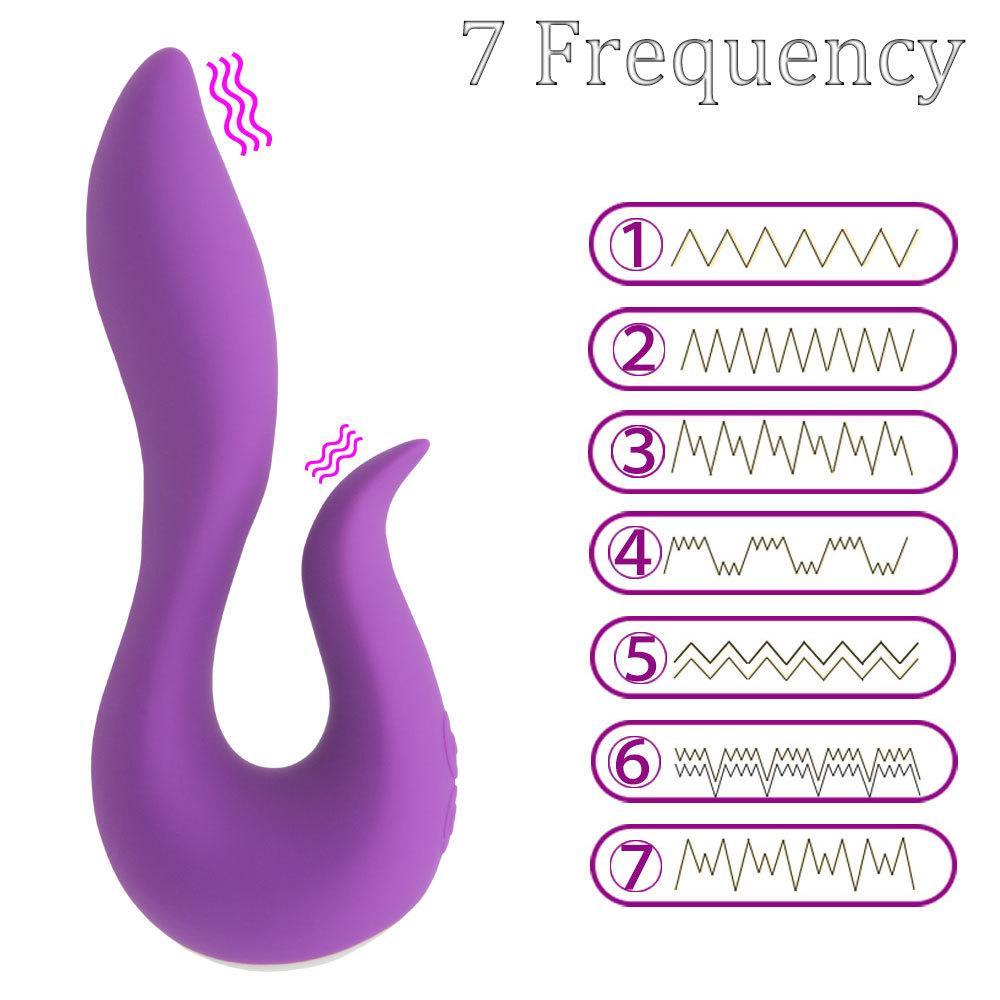 Toys Silicone Toys Clitoris Machine G Spot Faloimitor Vagina Vibrator Vibrator Dildos Rechargeable Pour Sex Stimulateur Stimulateur Sexe Y181031 KDMV