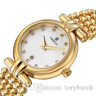 2018 новый жемчужный ремешок Алмаз shell лицо роскошные женские кварцевые часы Наручные часы Автоматическая дата спортивные часы отдыха