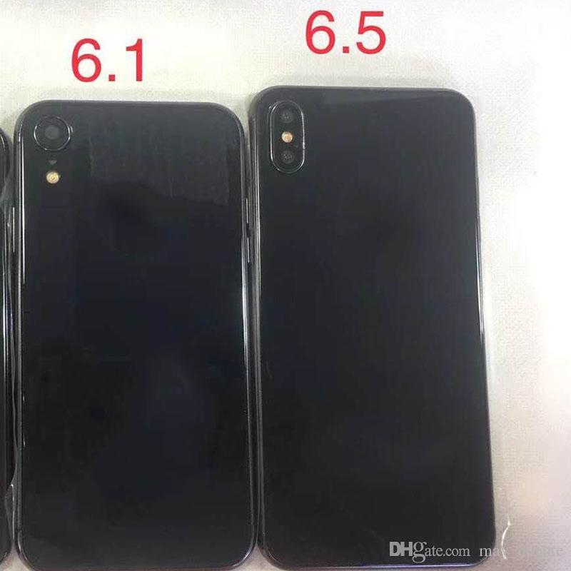 Per Iphone XS Max 6.5 falso stampo Dummy per Iphone XR 6.1 XS 5.8 fittizio del telefono mobile modello di macchina solo per la visualizzazione non-lavoro