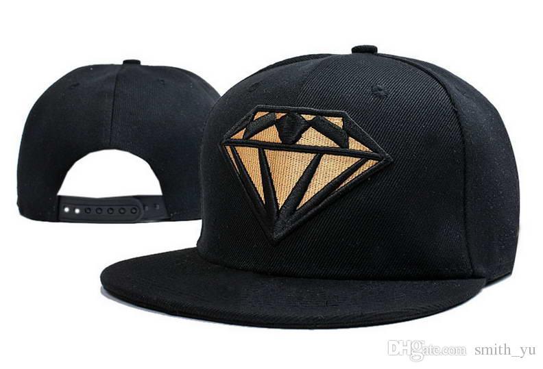 Мода классический Snapback шапки шляпы Diamond Supply Street Snapbacks Snap Back хип-хоп шляпа Мужчины Женщины бейсболка высокое качество