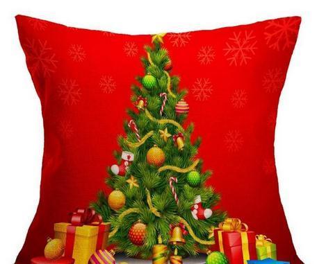 В продаже Рождественская елка удобный диван фестиваль наволочка чехлы 25 шт.