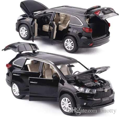 1:32 Alloy Diecast Sound and Light Модель мальчика игрушечные машинки Six Door Openable Pull Back автомобильные игрушки для детей Рождественский фестиваль Подарки