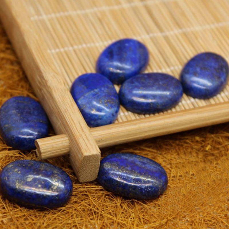 Натуральный голубой лазурит Лазурит Cabochon (синий камень с золотыми хлопьями) лазурит Свободный полудрагоценный лазурит для изготовления ювелирных изделий