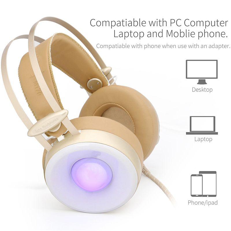 Rauschunterdrückung Headsets Mikrofon Kopfhörer Kabelgebundenes Mikrofon Für Sony PS4 PlayStation 3,5-mm-Stecker Kabel Weiche Ohrmuscheln