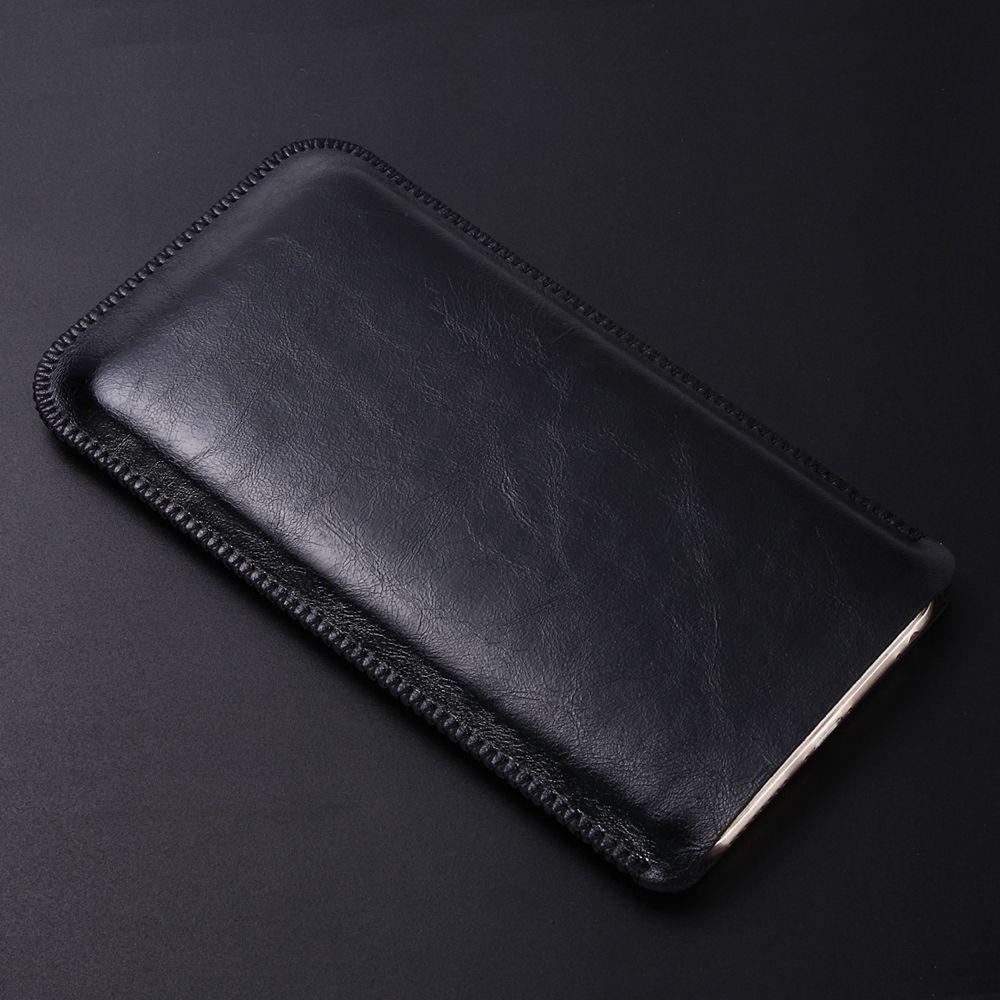 Для iPhone XR роскошный тонкий микрофибры кожаный рукав телефон сумка чехол кобура для iPhone Xs / XS Макс