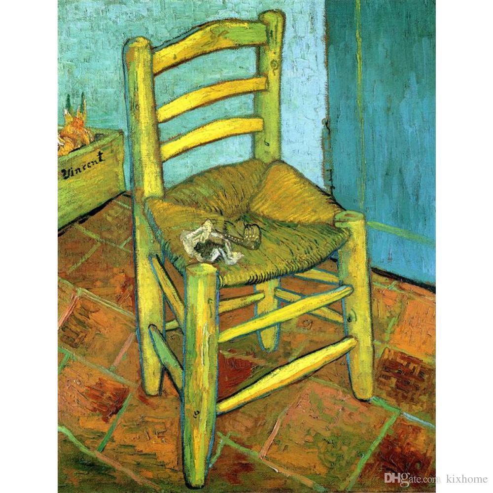 Acquista Vincent Van Gogh Artista Di Pittura A Olio Dipinta A Mano Arredare La Camera Da Letto Alta Qualita A 68 33 Dal Kixhome Dhgate Com