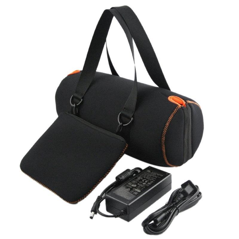 Yeni Taşınabilir JBL Xtreme Bluetooth Taşıma çantası Seyahat Koruyucu Kılıf Bluetooth Hoparlör Yarı örgü Tasarım Yumuşak Koruma Kılıfı