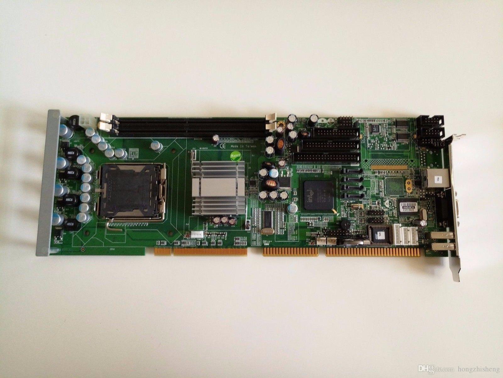 Доска промышленного оборудования SBC81203 REV.A5-RC LGA775 полноразмерные процессорные карты