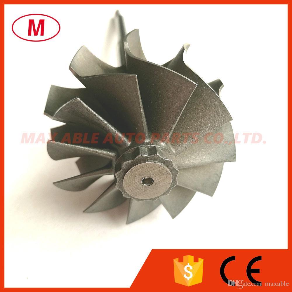 RHF55 VF30 VF35 VF37 VF39 VF43 VF48 VF52 VE440028 14411AA620 14411A TRHF55 VF30 VF35 VF37 roue de turbine / roue de turbine / roue de turbo