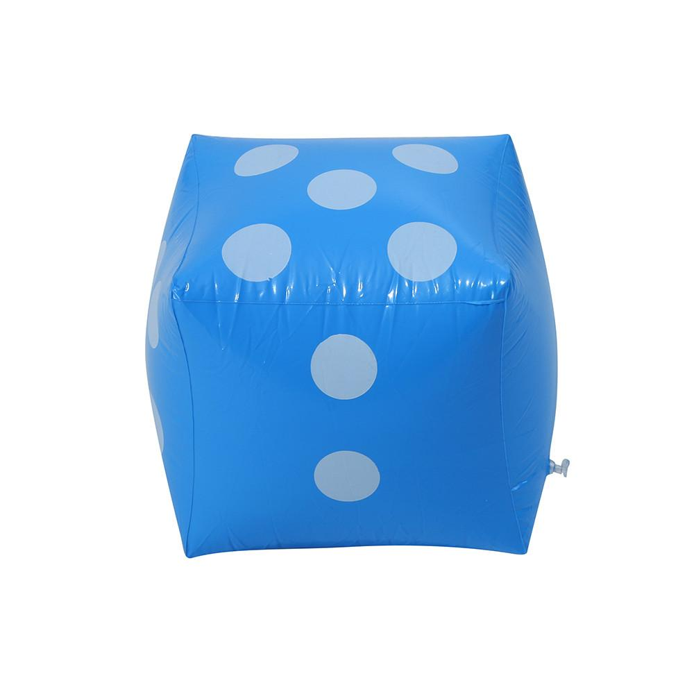 Ar gigante diagonal do partido do brinquedo do ponto inflável enorme dos dados do grande 32cm
