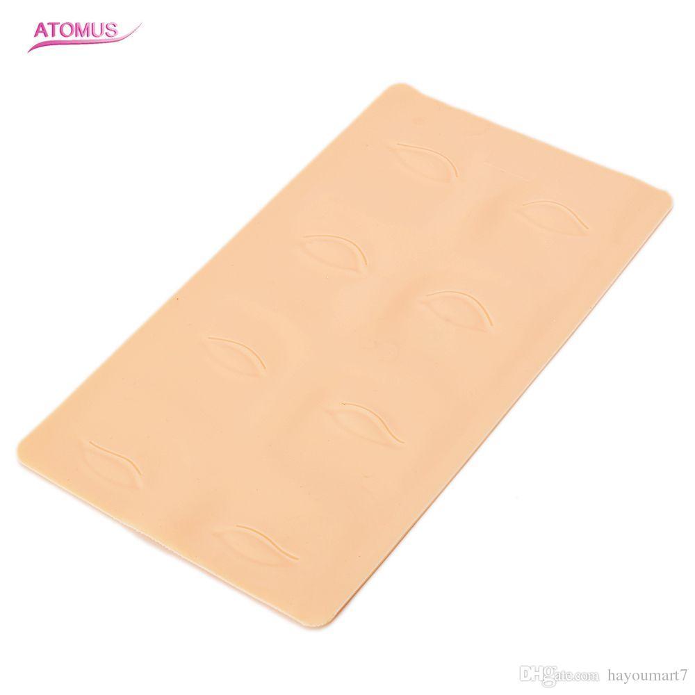 3D الممارسة الجلد الوشم الحاجب والشفاه ماكياج دائم الوشم الجلد الجلد وهمية لإبرة آلة الإمداد