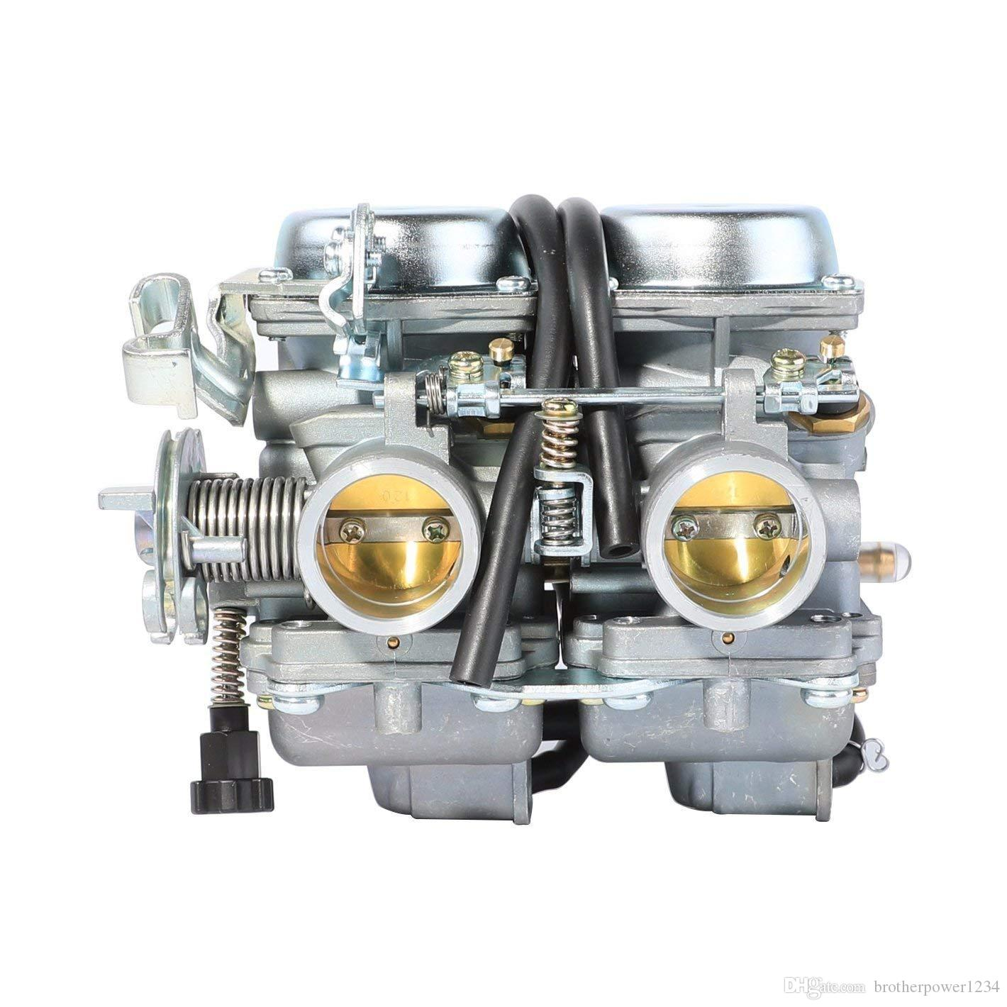 PD26JS 26mm carburador Para CB125 motor 250 Cl125-3 china Regal Raptor Dos cilindros CA250 CMX250 1996-2011