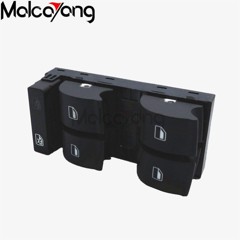 Electric Master Window Control Switch for AUDI 8E0959851B 8ED959851 8E0 959 851B