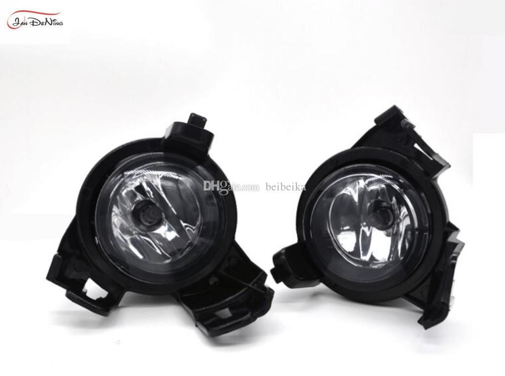 Luzes de nevoeiro do carro para NISSAN NV200 / EVALIA 2011 Limpar lâmpadas de halogéneo: H11-12V 55W Luzes de nevoeiro dianteiro Bumper Bumper Kit de lâmpadas (um par)