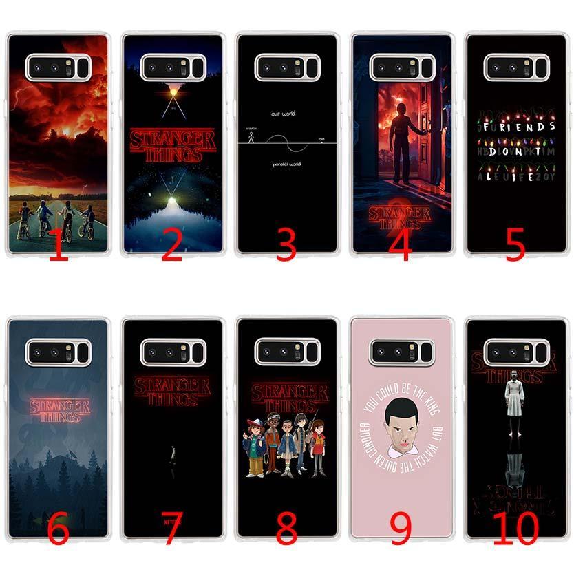 Coque En TPU Stranger Things Soft En Silicone Pour Samsung S7 Edge S8 Plus S9 Plus Note 9 8 Proposé Par Emmall, 1,36 €   Fr.Dhgate.Com