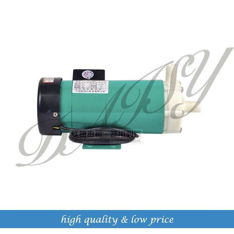 Pompa idraulica MP (D) -40R 220V 50Hz Pompe centrifughe per impieghi magnetici per uso alimentare. Resistenza alla corrosione Spedizione gratuita