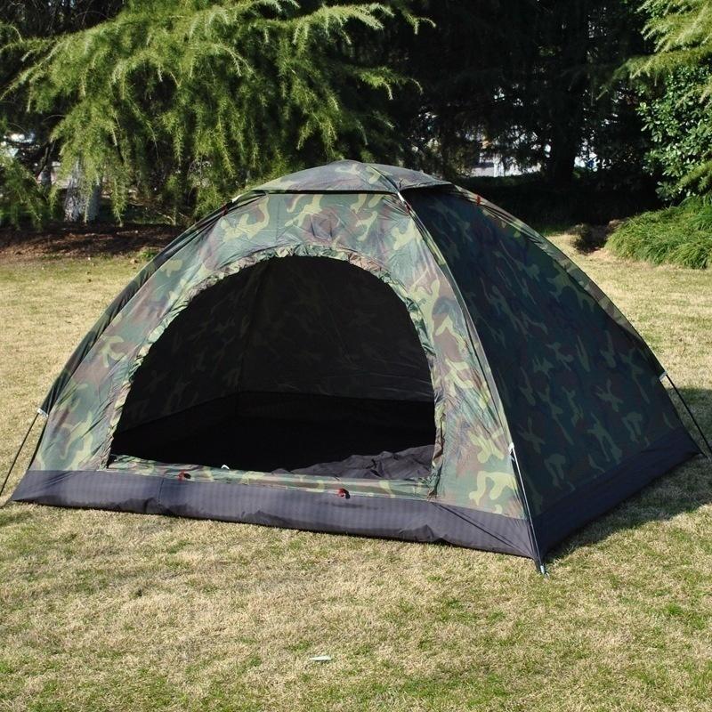 Tenda da campeggio impermeabile da viaggio Tenda da campeggio pieghevole da campeggio