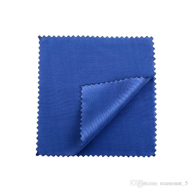 Neue Ankunfts-heißer verkaufender kundenspezifischer Putztuch für ausgeglichenes Glas-super weiches buntes Putztuch für Schirm-Schutz
