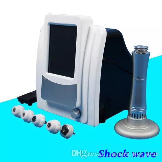 Nuovo efficace sistema di terapia del dolore fisico macchina di onde d'urto extracorporee dell'onda di scossa acustica per l'analgesico di sollievo dal dolore