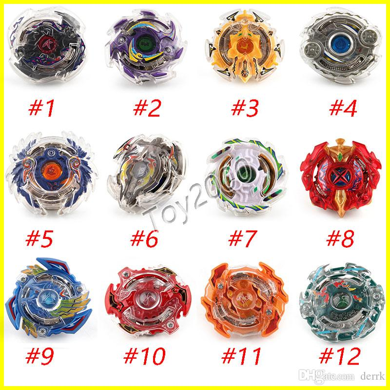 Beyblade BB802 Booster Alter Spinning Gyro Launcher Starter String Booster Battling Top Beyblades B-48 B-66 Beyblade Toys for Kids