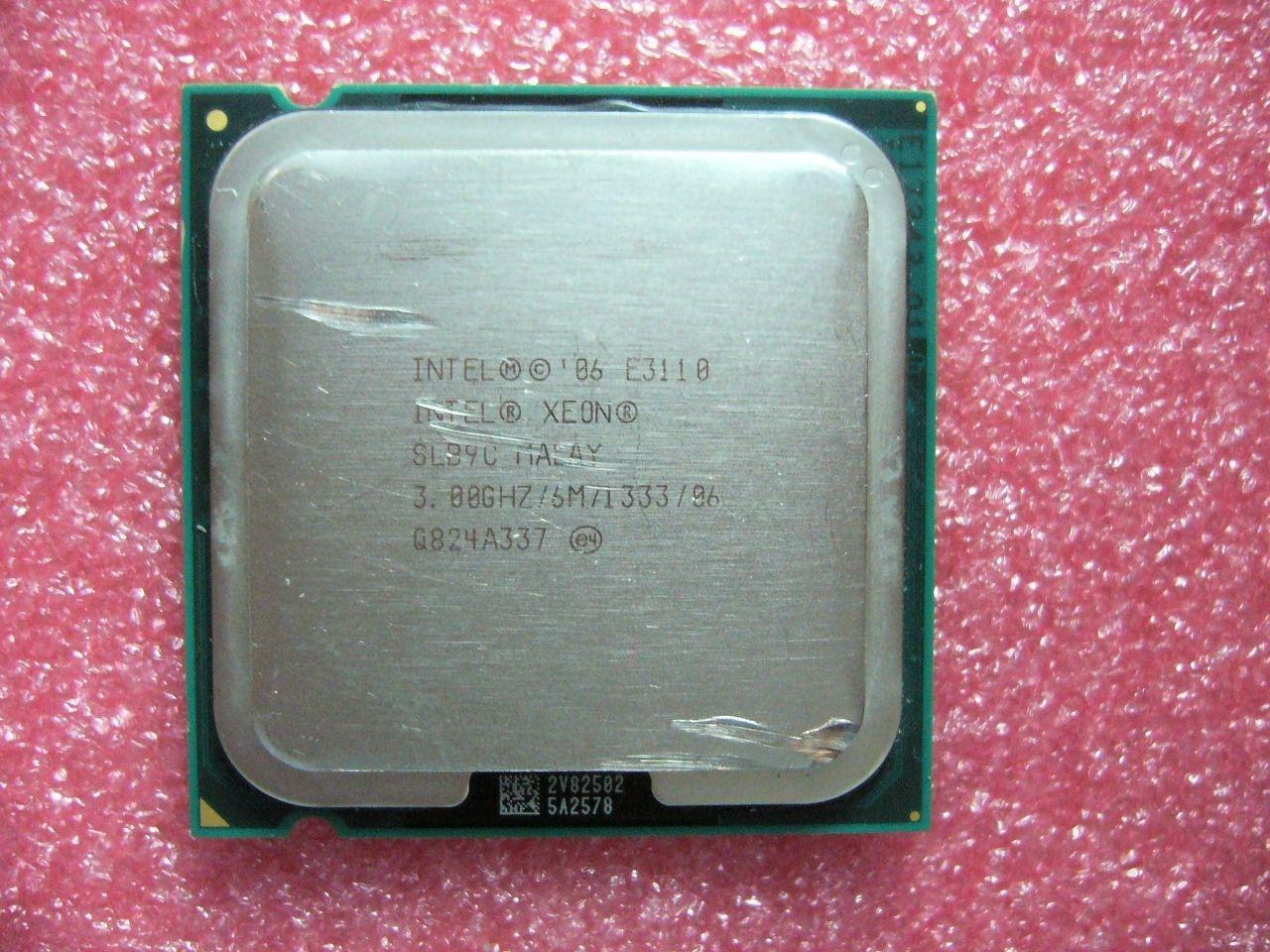 CANT. 1x CPU INTEL Xeon E3110 3.0GHz / 6MB / 1333Mhz LGA775 SLAPM SLB9C