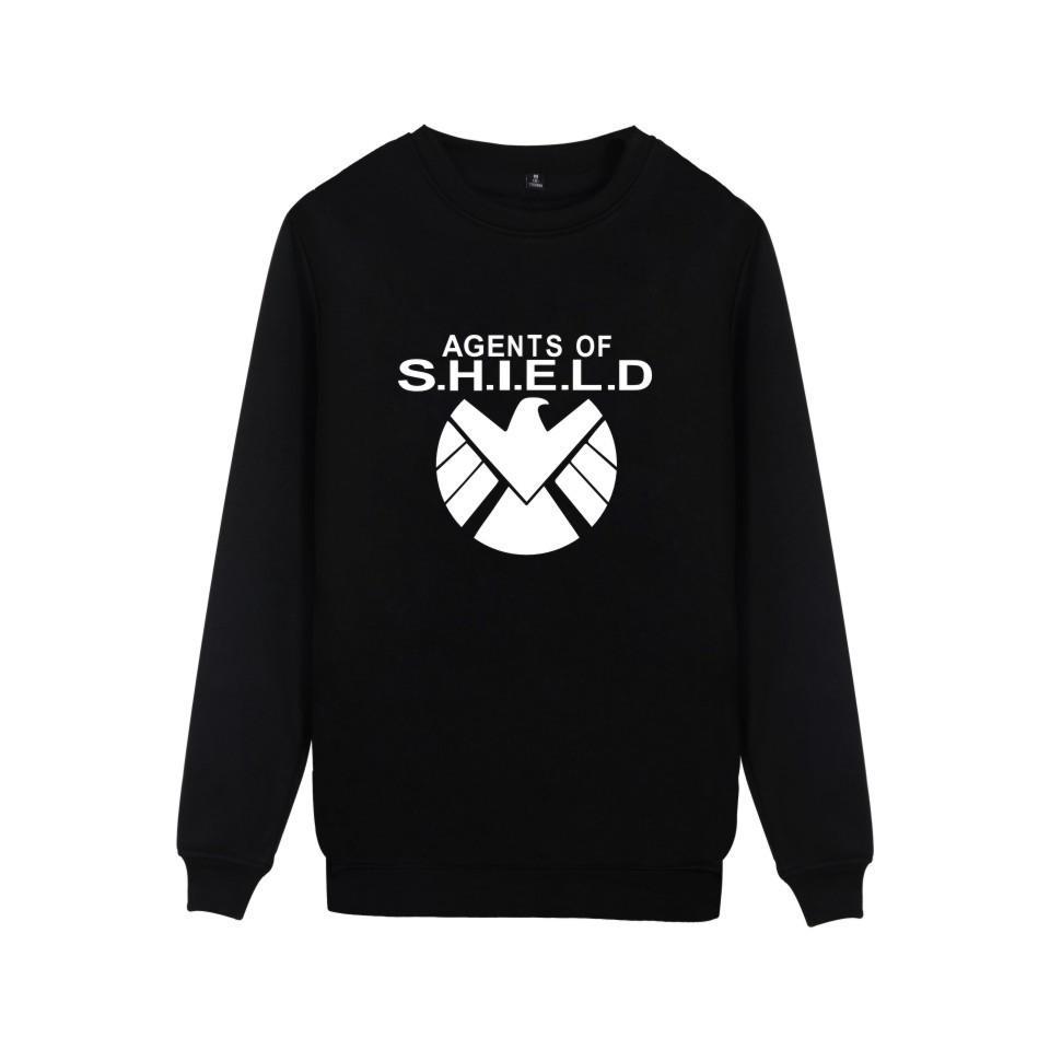 Vêtements de vendredi SHIELD Street Men's Wear Pull Pull Pure Cotton Hoodies Sweatshirts