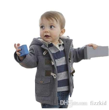 Новые мальчики дети верхняя одежда пальто мода дети куртки для мальчиков девочки зимняя куртка теплая с капюшоном Детская одежда