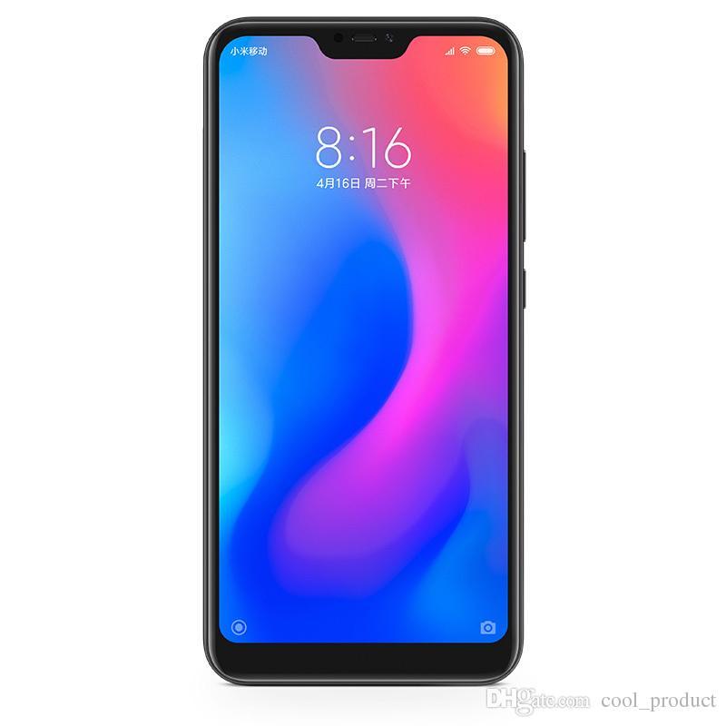 "Original Xiaomi Redmi 6 Pro 4G LTE Mobile Phone 3GB RAM 32GB ROM Snapdragon 625 Octa Core 5.84"" 19:9 Full Screen 12.0MP Smart Cell Phone New"
