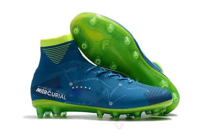 ab43fe804242 Wholesale Cristiano Ronaldo High Tops Neymar JR ACC Soccer Cleats Retro  Shoes Kids Football Boots Mercurial Superfly CR7 V FG