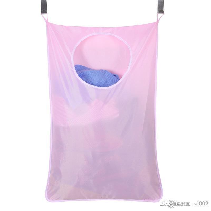 옥스포드 옷감 환경 보호 보관함 뒤쪽 볼륨 더러운 옷 가방 휴대용 고용량 저장 공간 뜨거운 판매 10sx X