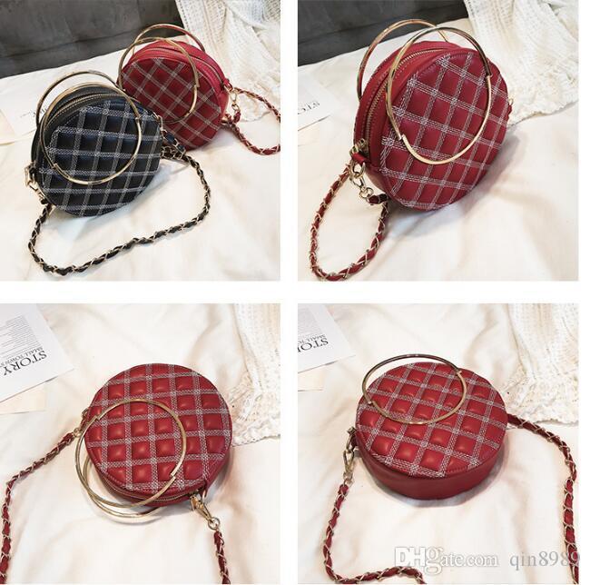 bag women 2018 new Korean cute handmade coin purse Keychain ladies purse