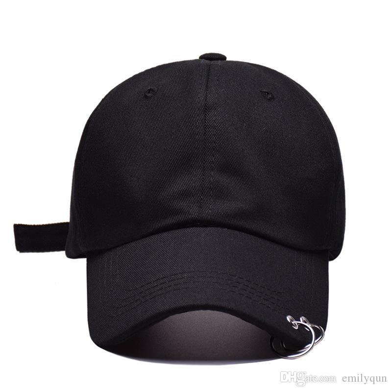 Pure Cotton Baseball Caps Casquette Peaked Caps Adjustable Hip Hop Baseball Cap Sports Teams Golf Casual Hats Snapback Truckers Caps Black
