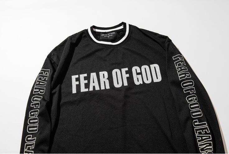 348cf6ac3a03 Fear Of God T Shirt Men FOG Justin Bieber Clothes Fearofgod t-shirts Nomad  Top Tees Fashion Of God T Shirt